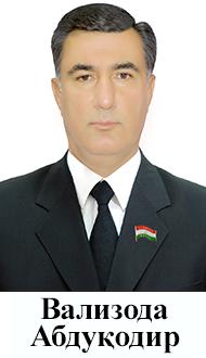 Вализода Абдуқодири Исуф