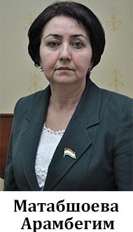 Матабшоева Арамбегим