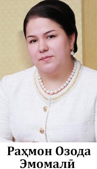 Раҳмон Озода Эмомалӣ
