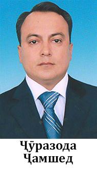 Ҷӯразода Ҷамшед Ҳабибулло